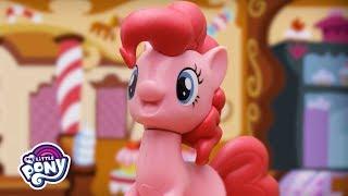 NEW Pinkie Pie Pranks! 🤣  My Little Pony: Stop Motion