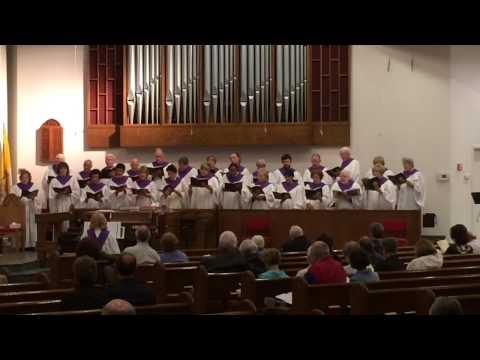 Holy Trinity Choir Performs