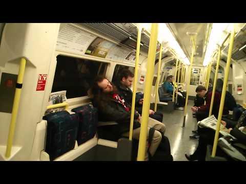 Euston Victoria Line to Camden Town