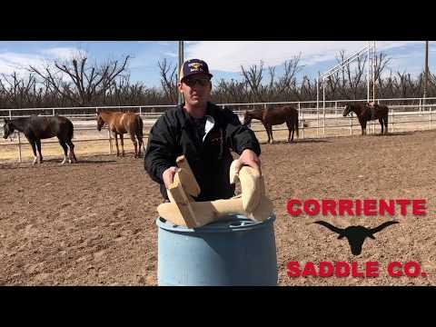 How Corriente Saddle Makes Their Trees