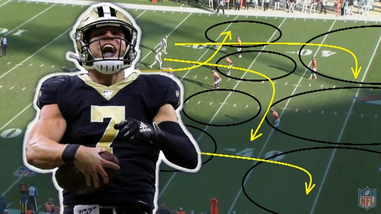 Film Study: How well did Taysom Hill play Vs the Denver Broncos for the New Orleans Saints?