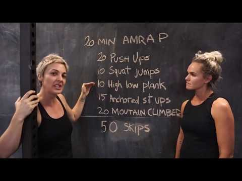 20minute FULL BODY workout