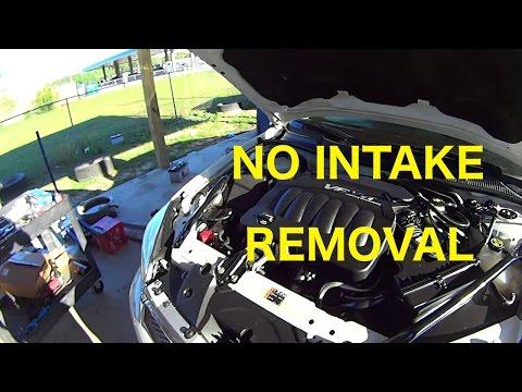 How To Replace Spark Plugs on 3.6L V6 Impala Malibu LaCrosse