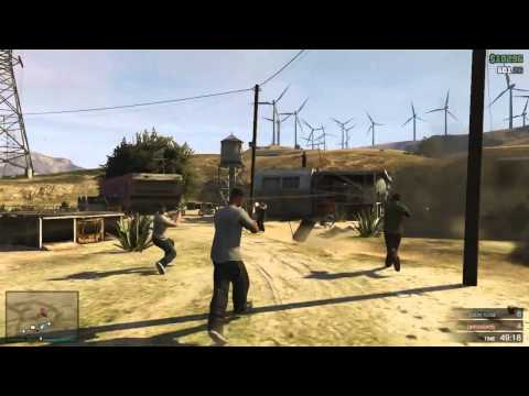 [Vietsub] Grand Theft Auto Online - Official Gameplay Trailer [HD]