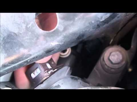 How to change sidelight bulb on peugeot 206