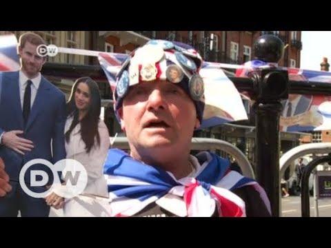 Fans in Britain ready for royal wedding | DW English