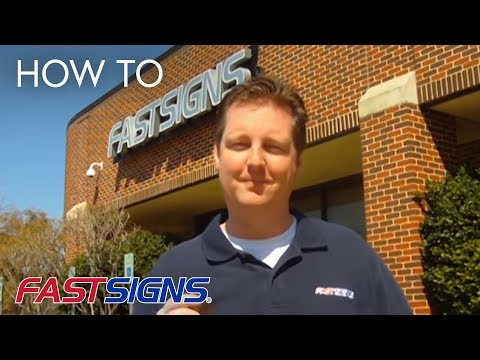 How to Measure When You Don't Have Anything to Measure With- FASTSIGNS®