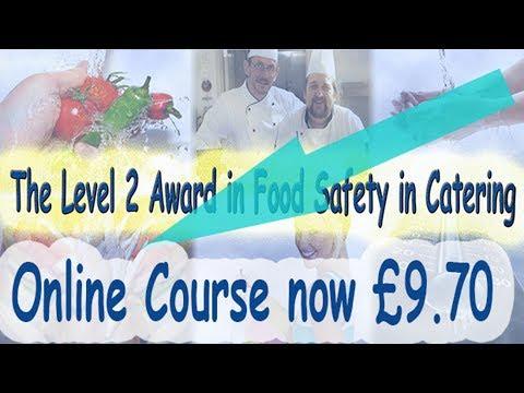 Food Hygiene Level 2 Online | £9.70 | Food Hygiene Certificate