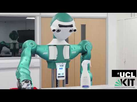 The smart humanoid robot that will help in grocery warehouses