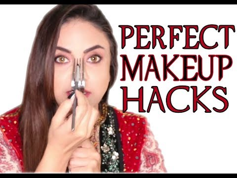 DIY Perfect Quick Makeup And  Beauty Hacks - Secrets Every Woman Should Know
