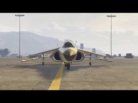 [GTA ONLINE] Easy Way To Enter Your Hangar With Any Plane