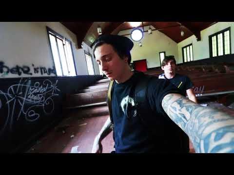 Vlog//005-Abandoned Church EXPLORED!