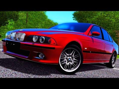 City Car Driving 1.5.3 BMW M5 E39 Drifting - G27 HD [1080p][60fps]