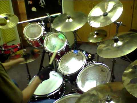 Hem of your garment Cake drum cover by  Martin Vaccaro