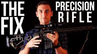 Download The Fix, lightweight precision bolt gun Video