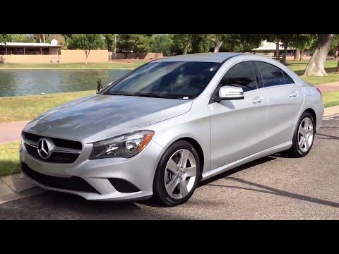 2015 Mercedes Benz CLA250 Test Drive Review