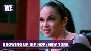 Madina's Causing MORE Drama! | Growing Up Hip Hop: New York
