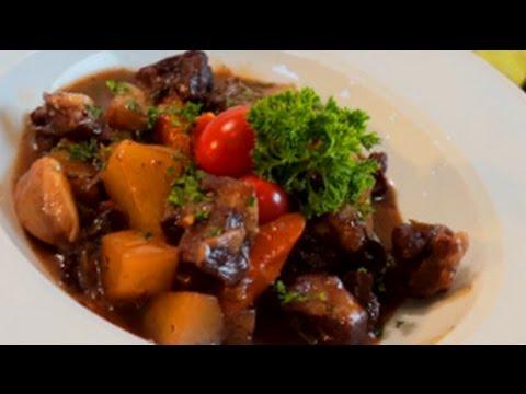 Traditional Beef Bourguignon Recipe