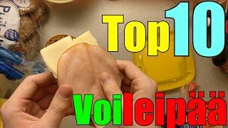 Top 10 Voileipää