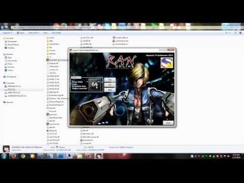 Ran Online PH Windows 7 x64 Patcher