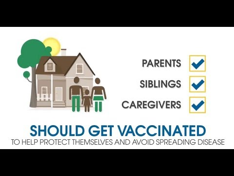Get Vaccinated to Help Prevent Whooping Cough