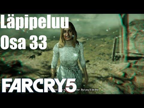 Far Cry 5 | Läpipeluu | Osa 33 | Faith Seedin Loppu | Suomi/Finland/FIN