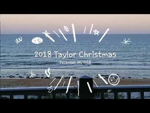 Taylor Christmas 2018