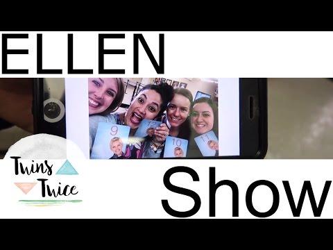 ELLEN SHOW - VIP
