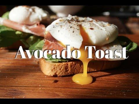 Avocado Toast neeno's essentials
