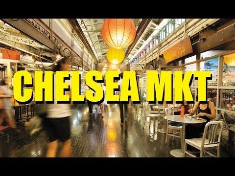 Chelsea Market - New York City