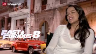 Interview Michelle Rodríguez FAST & FURIOUS 8
