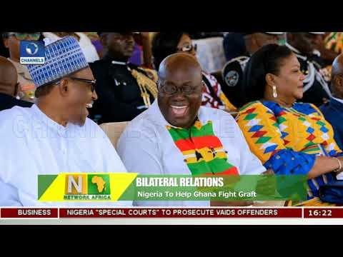 Nigeria To Help Ghana Fight Corruption  Network Africa 