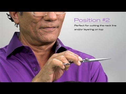 Sam Villa Swivel Shear Cutting Tips