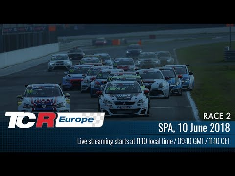 2018 Spa, TCR Europe Round 6 in full