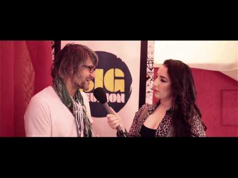 Eddy Temple-Morris Backstage Interview - The Big Reunion 2012