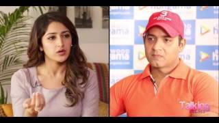 Sayyeshaa Saigal's FANTASTIC Rapid fire On Ajay Devgn | Salman Khan | Shivaay | Rajkumar Hirani