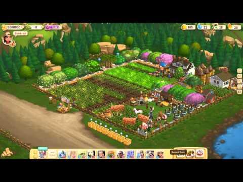 Farmville 2 I Hit The 5 Million Coin Limit!