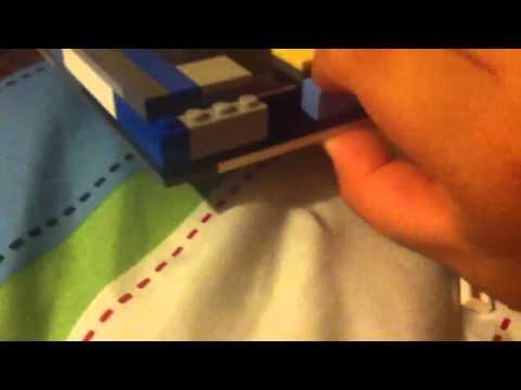 My custom lego case for my iPod