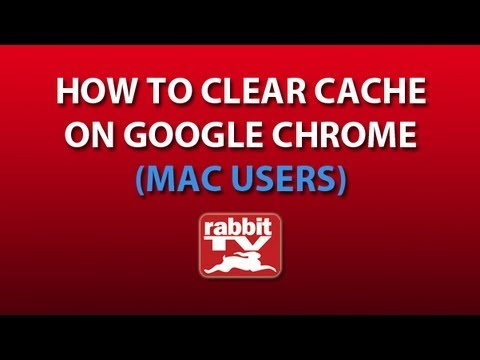 How to Clear Cache on Google Chrome (Mac Users)