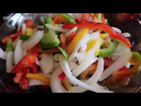 Dollar Tree Gourmet Recipe - $4 Cheap Easy Vegan Tacos - Healthy