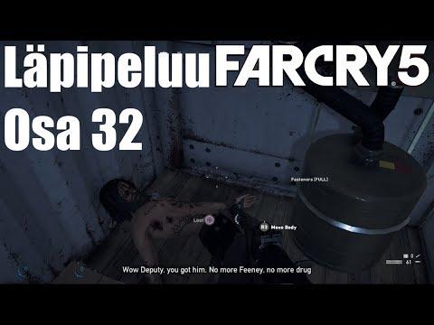 Far Cry 5 | Läpipeluu | Osa 32 | Feeney Ja Kasvit | Suomi/Finland/FIN