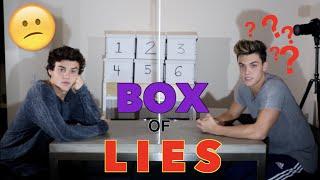 Box Of Lies // Dolan Twins