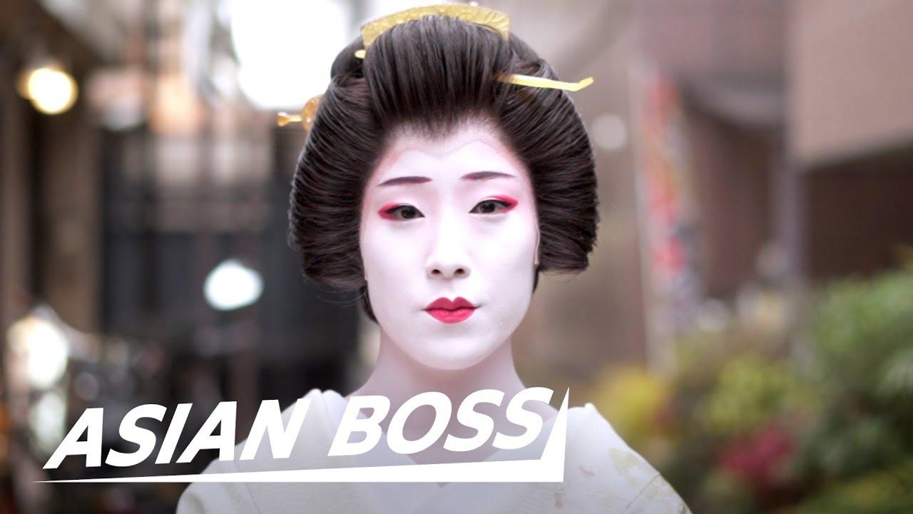Download Meet A Real Life Japanese Geisha | Everyday Bosses #69 MP3 Gratis