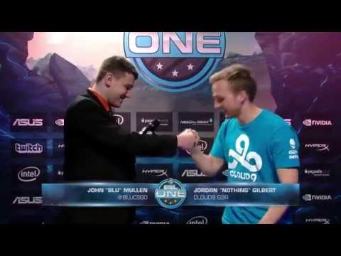 N0thing Interview [ESL One Cologne 2015 NA Qualifier]
