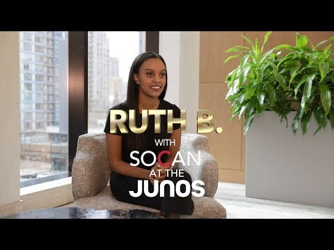 How does Ruth B. write her songs?