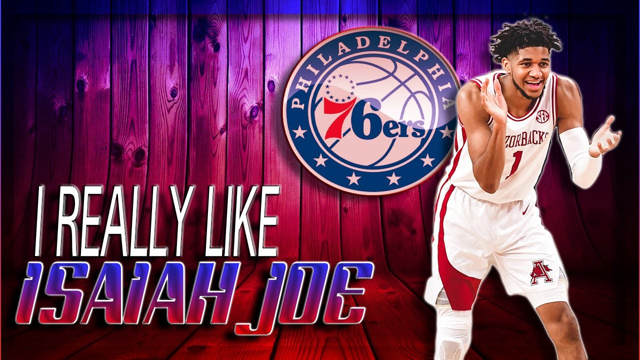 Philadelphia 76ers Draft GEM ISAIAH JOE, That Man Can SHOOT!