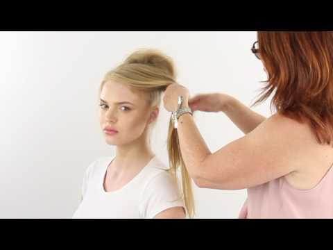 How-To: 1 Ponytail, 2 Braids