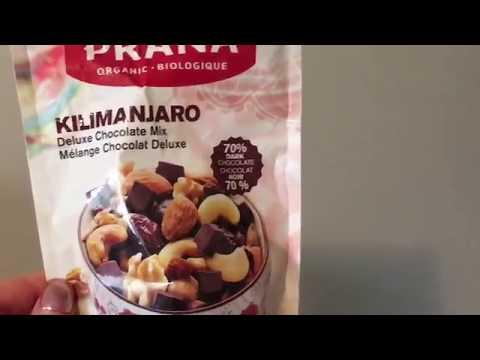 Prana Organic • Kilimanjaro Deluxe Chocolate Mix *Review* 🇨🇦