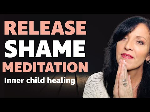 Guided Meditation to Help Heal Inner Child Shame and Guilt-Integrate with Inner Child