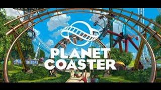 تجربة لعبة الملاهي  1# | Planet Coaster